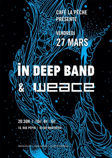 indeep band weace image