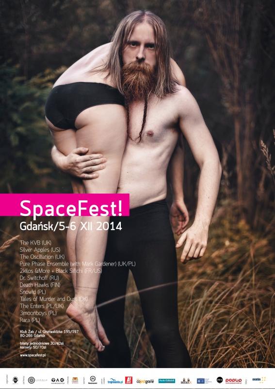 spacefest-plakat 2014